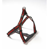 3 Peaks Vision2 Padded Red Harness