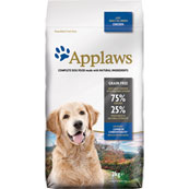 Applaws No Cereal Complete Dry Adult Dog Food Lite 2kg Chicken.