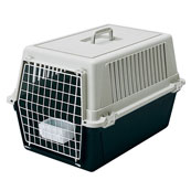 Ferplast Atlas Wire Door Carrier for Cats and Small Dogs