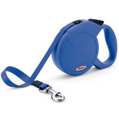 Blue Classic Compact Extending Dog Lead