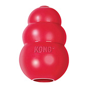 Classic Kong Dog Chew Treat Toy