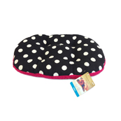 Oval Cushion Pink