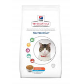 Hill's Science Plan Vet Essentials Young Adult Neutered Cat Tuna (Online Only)