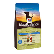 Hills Ideal Balance Puppy Chicken and Brown Rice
