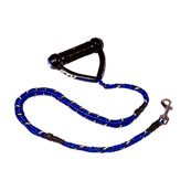 EZYDOG Cujo Lead Blue