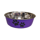 Bella Bowl Purple