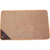Scruffs Dog Beds Thermal Mat Brown (Online Only)