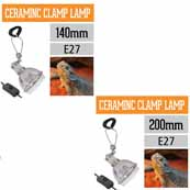 Arcadia Deep Dome Clamp Lamp (Online Only)
