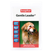 Beaphar Gentle Leader Headcollar For Dogs Red (Online Only)
