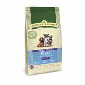 James Wellbeloved Dog Food Fish and Rice Senior Small Breed (Online Only)