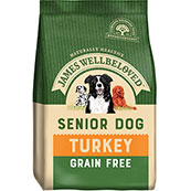 James Wellbeloved Dog Food Grain Free Turkey Senior (Online Only)