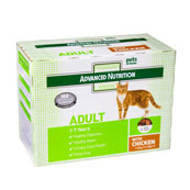 Advanced Nutrition Pouch Cat Adult 12 x 85g