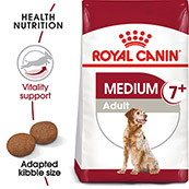 Royal Canin Medium Adult 7+ Complete Dog Food with Poultry