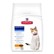Hills Science Plan Active Longevity Mature Cat Food with Chicken
