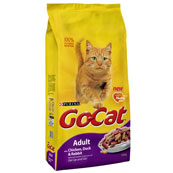 Go-Cat Adult Complete Cat Food with Chicken, Duck and Rabbit