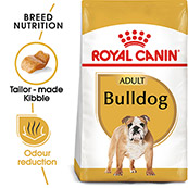 Royal Canin Adult Complete Dog Food for Bulldogs