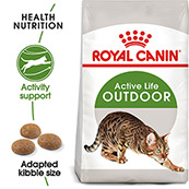 Royal Canin Adult Complete Cat Food Outdoor 30