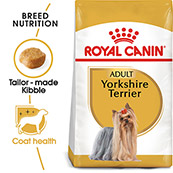 Royal Canin Yorkshire Terrier Adult Dog Food (Selected Stores and Online)
