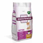 Advanced Nutrition Kitten Food with Chicken