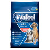 Wafcol Adult Sensitive Salmon and Potato Dog Food for Large and Giant Breeds