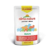 Almo Nature Cat Classic Pouches Chicken and Shrimps  (Online Only)