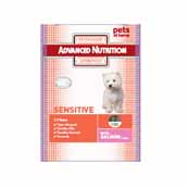 Advanced Nutrition Sensitive Dog Food
