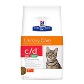 Hill's Prescription Diet c/d Feline Red. Cal.  (Online Only)