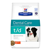 Hill's Prescription Diet t/d Canine 3kg (Online Only)