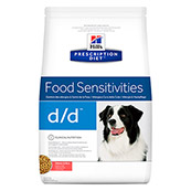 Hill's Prescription Diet d/d Canine Salmon and Rice  (Online Only)