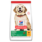 Hills Science Plan Healthy Development Large Breed Puppy Food with Chicken