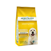 Arden Grange with Chicken Weaning Puppy Food (Selected Stores and Online)