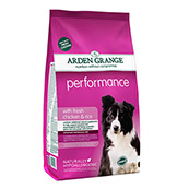 Arden Grange Adult Performance Dog with Chicken  (Online Only)