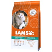 Iams Cat Hairbal with Chicken