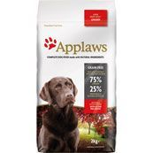 Applaws No Cereal Complete Large Breed Dry Adult Dog Food Chicken.
