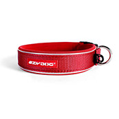 Red Neo Dog Collar   (Online Only)