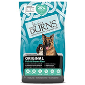 Burns Fish and Brown Rice Adult Dog Food