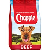 Chappie Dry with Beef and Whole Grain Cereal