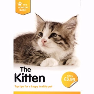 Image for The Kitten - Good Pet Guide (Book) from Pets At Home