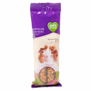 Image for Fruit Sticks 2 Pack 112gm Guinea Pig Treats from Pets At Home