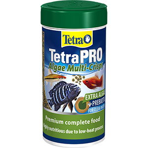 Image for Tetra Pro Vegetable Tropical Fish Food 40gm from Pets At Home