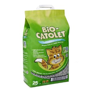 Image for Bio-Catolet Recycled Paper Non Clumping Recycled Paper Cat Litter 25 Litre from Pets At Home