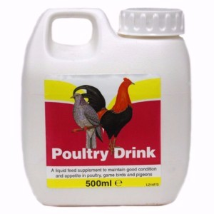 Image for Poultry Drink 500ml from Pets At Home