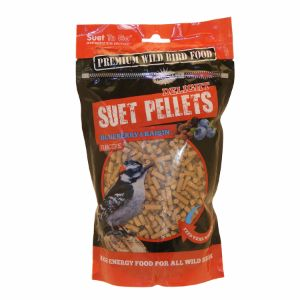 Image for Wild Bird Suet Pellets with Raisins 550gm from Pets At Home