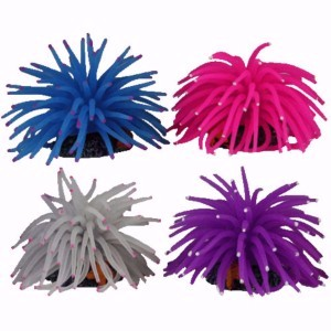 Image for Sea Anemone Aquarium Decoration from Pets At Home