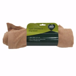 Image for Super Dog Towel from Pets At Home