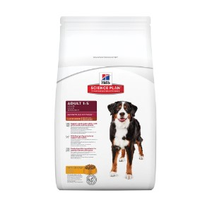 Image for Hills Science Plan Advanced Fitness Large Breed Adult Dog Food with Chicken from Pets At Home