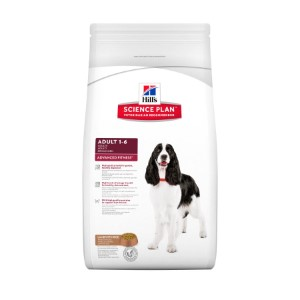 Image for Hills Science Plan Advanced Fitness Adult Dog Food with Lamb & Rice from Pets At Home