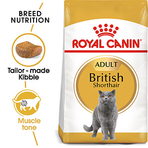 Image for Royal Canin Adult Complete Cat Food British Shorthair 2kg from Pets At Home