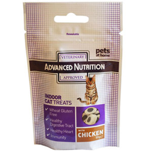 Image for Advanced Indoor Cat Treats from Pets At Home