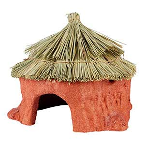 Image for Large Edible Hideaway Hut from Pets At Home